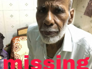 Umer Abbas Khopekar missing from Govandi