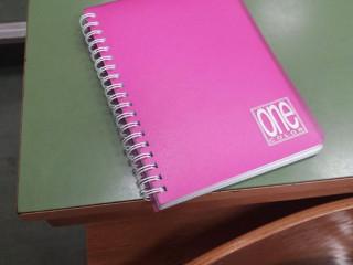 Trovato questo quaderno in aula gradoni a santa marta