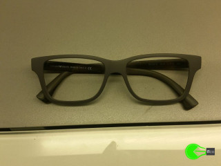 Found eyeglass