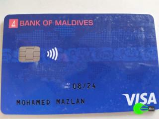 ATM card found