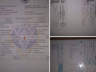 Original certificates lost at Baneshwor area