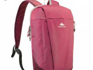 Lost a dark pink backpack on the bus 135