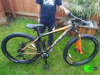 Bicycle missing from Childwall High School