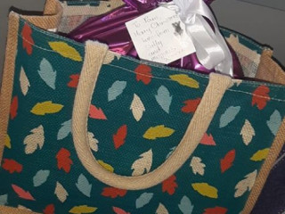 Found bag on the train at Huyton