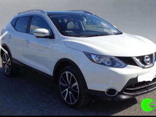 White Nissan Qashqai lost from Lakes estate Maghull